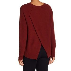 NWT Madewell Province Crossback Sweater